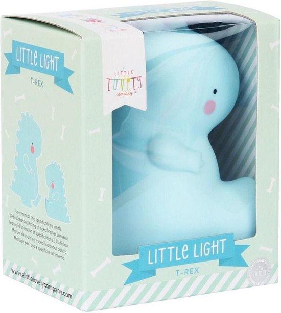 Little light: T-rex   A Little Lovely Company