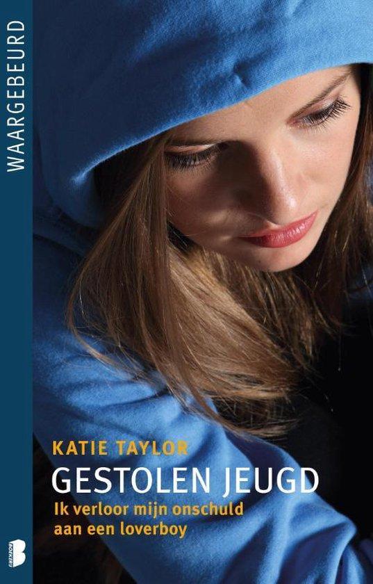 Boek cover Gestolen jeugd van Katie Taylor