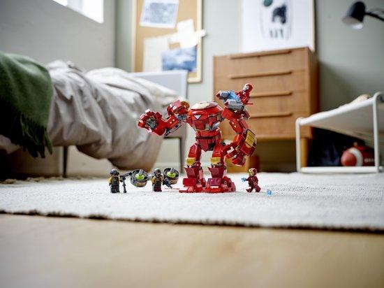 LEGO Marvel Avengers Iron Man Hulkbuster versus A.I.M. Agent - 76164