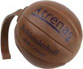 Trenas - Slingerbal - Schleuderball - Leer - 1 kg - Ø 21cm - Lus lengte 28 cm