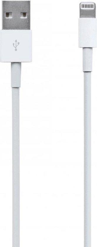Afbeelding van Apple USB kabel naar lightning - 1 meter