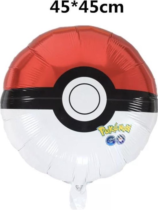 pokemon Bal Folie Ballon 18 inch
