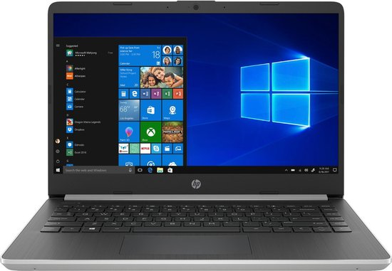 HP 14s-dq1733nd - Laptop - 14 Inch