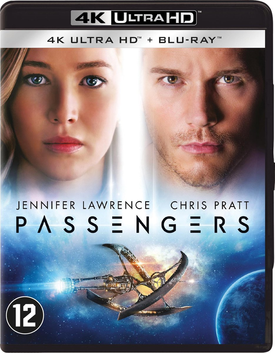 Passengers (4K Ultra HD Blu-ray)-