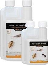 RelaxPets - Knock Off - Insectenmiddel - Vloeibaar - Voor Diverse Insecten - Bestrijden - 100 ml