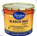 Théodore Blasco Mat Aqua Paint 3L-Wit verf- Professioneel gebruik-Het heeft een matte uitstraling en is bijzonder geschikt voor muren en plafonds .