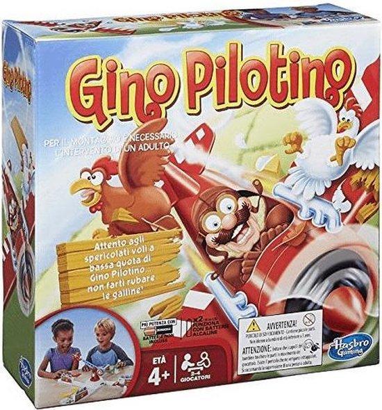 Afbeelding van het spel Stef stuntpiloot (Gino Pilotino) - Frans