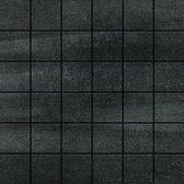 Sub 1706 keramische tegelmat 30x30 cm blok 5x5 cm, prijs per tegel, 1 stuk, grafiet