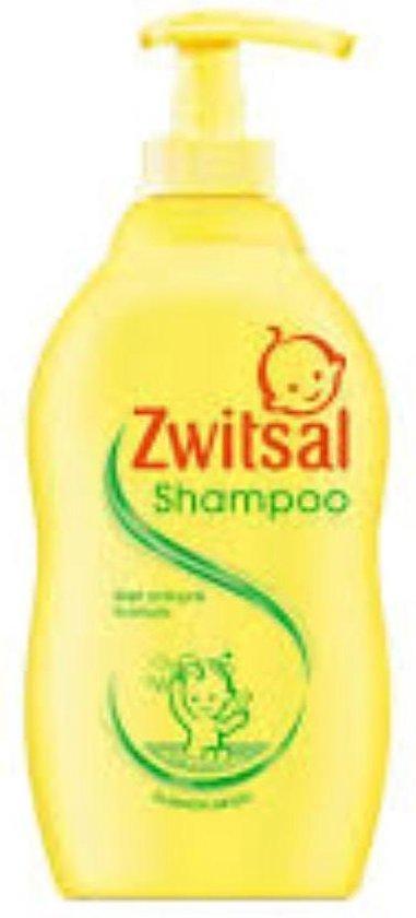Zwitsal Anti-Prik Shampoo 400 ML & Zwitsal Slaap Zacht Eucalyptus Bad- & Wasgel 400 ML