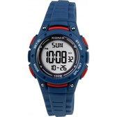 Blauw Xonix digitaal horloge waterdicht