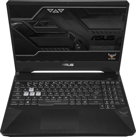 ASUS TUF Gaming FX505GT-BQ166T - Gaming Laptop - 15.6 inch