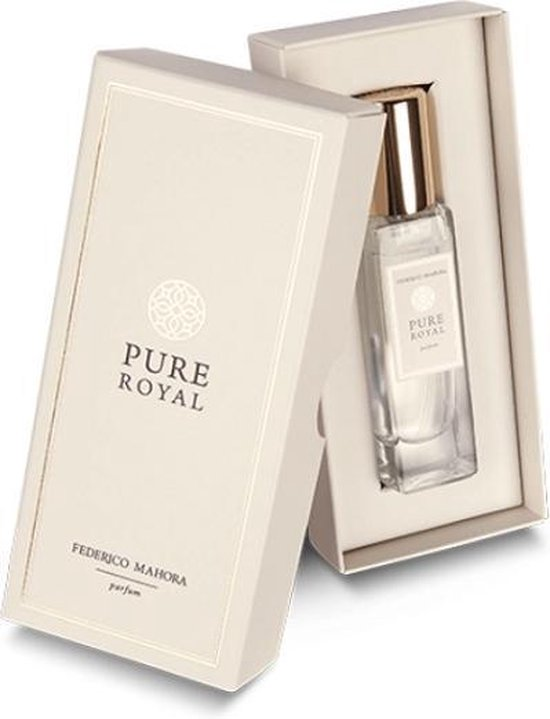 Parfum Pure Royal 359 MAGNETISCH & INTENS 15ml  handig formaat