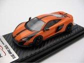 McLaren 675LT 2016 Orange