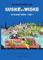 Suske en Wiske klassiek Blauwe reeks 1 -   De avonturen van Suske en Wiske