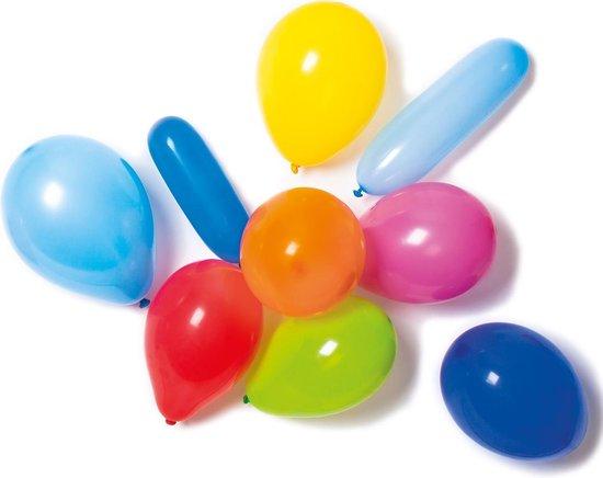 Amscan Assorti Ballonnen Met Pomp Latex 11-delig