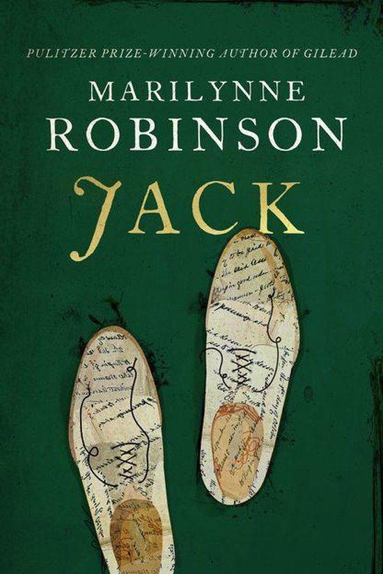 Boek cover Jack van Marilynne Robinson (Onbekend)