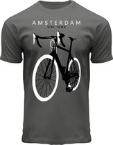 Fox Originals Shadow Bike Amsterdam Heren T-shirt maat M
