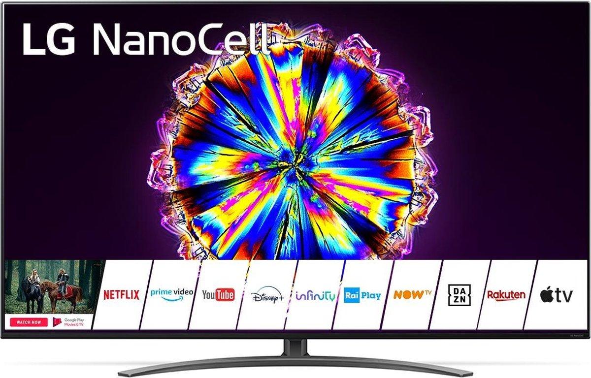 LG NanoCell 65NANO913NA – 4K TV