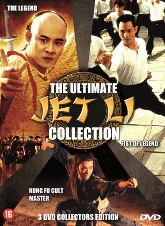 Cover van de film 'Jet Li - Ultimate Collection'