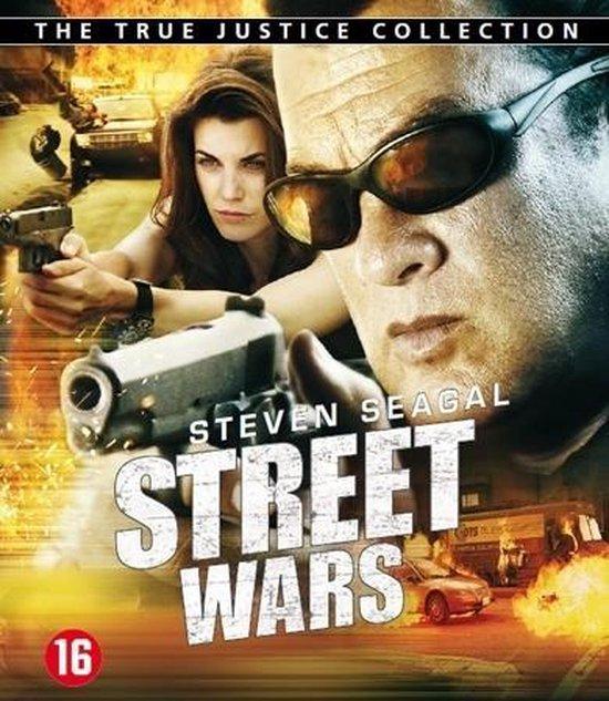 Cover van de film 'True Justice - Street Wars'