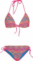IDYLLIC Women Triangel Bikini - So Rosy - Maat M/38