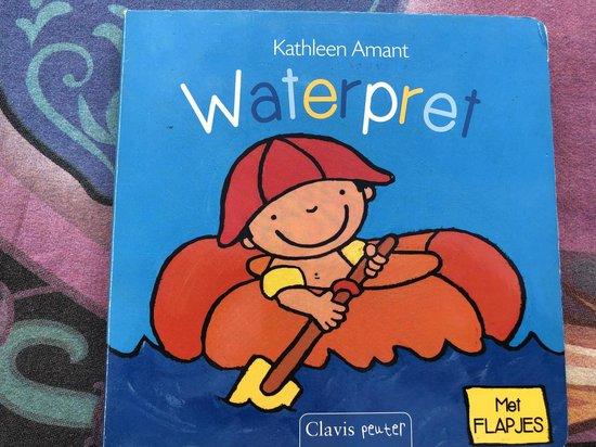 Waterpret - Kathleen Amant pdf epub