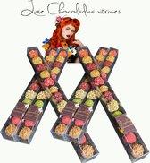 Chocolade vitrines Chocoladna bonbons