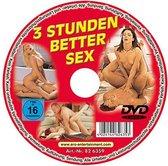 Ero Entertainment 3 Stunden Better Sex met 6 Duitse Top Erotische Titels - DVD
