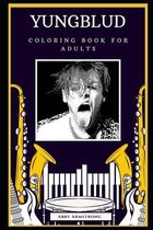 Yungblud Coloring Book for Adults