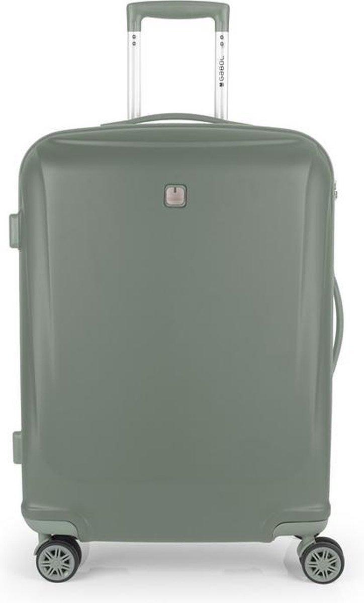 Gabol Vermont Medium Koffer - 68 cm - TSA slot - Licht groen kopen