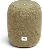 JBL Link Music - Draadloze Smart Speaker - Zandkleur