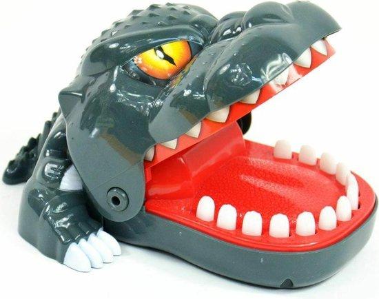 Afbeelding van het spel Spel Bijtende Krokodil - Actiespel