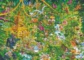 Deep Jungle Puzzle 2000 Teile