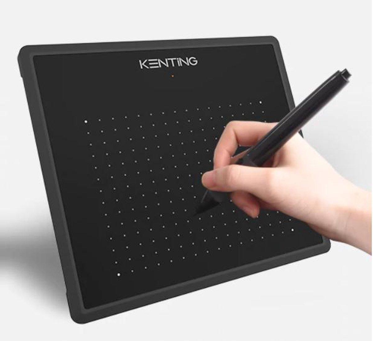 WiseGoods – Grafische Tekentablet – Tekening – USB Pen – Drawing Pad – 5 Inch – Digitaal Tekenen – Architectuur – Photoshop