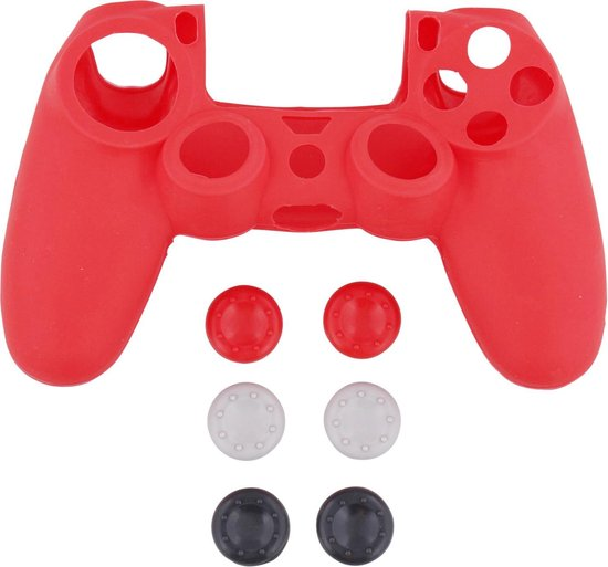 Bol Com Starter Pack Voor Playstation 4 Controller Protector Siliconen Skin Grip Texture