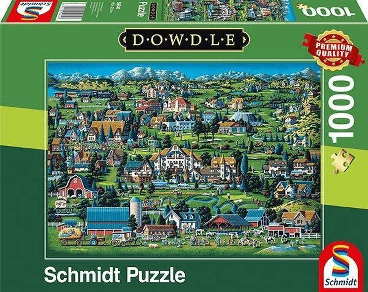 Midway, 1000 stukjes Puzzel