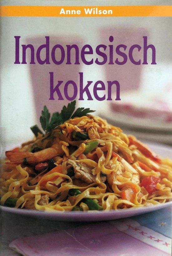 Minikookboekje - Indonesisch koken - Anne Wilson pdf epub
