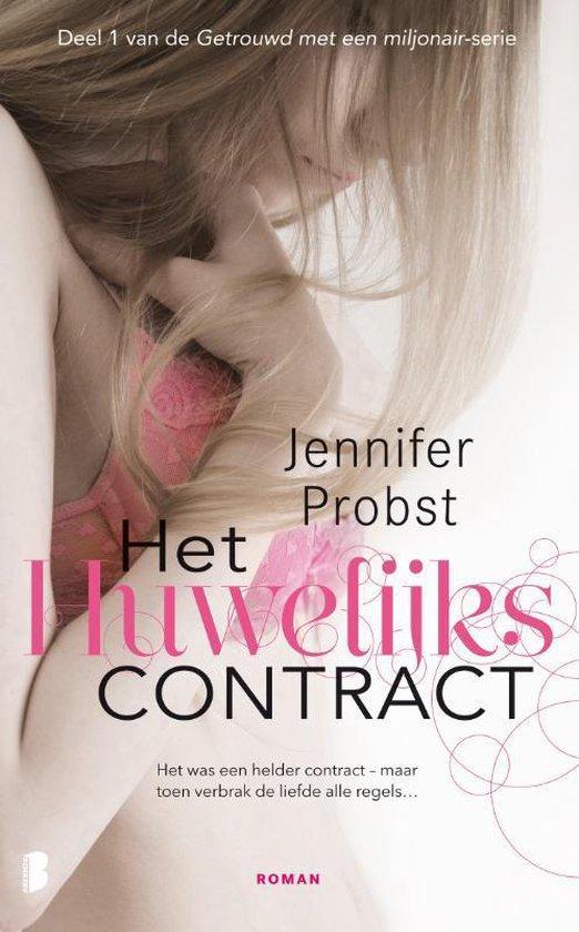 Het Huwelijkscontract - Jennifer Probst   Readingchampions.org.uk