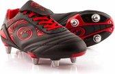 Optimum Rugbyschoenen Razor - Rood/Zwart - Heren - Maat 42