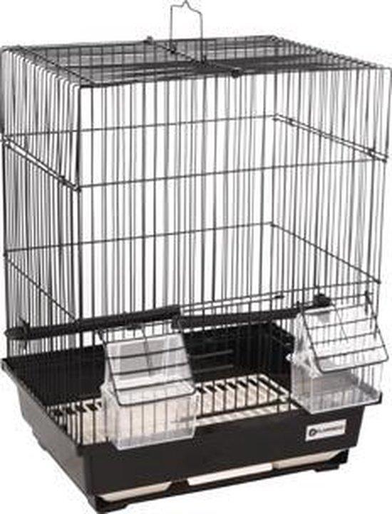 Vogelkooi Dolak Zwart