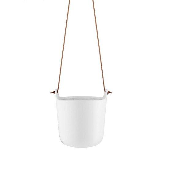Hangende Bloempot met Bewateringssysteem - 15 cm - Wit - Eva Solo