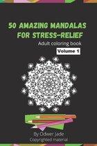 50 amazing mandalas for stress-relief