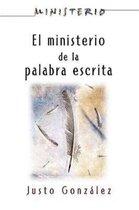 El Ministerio de La Palabra Escrita - Ministerio Series Aeth