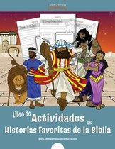 Libro de Actividades de las Historias Favoritas de la Biblia
