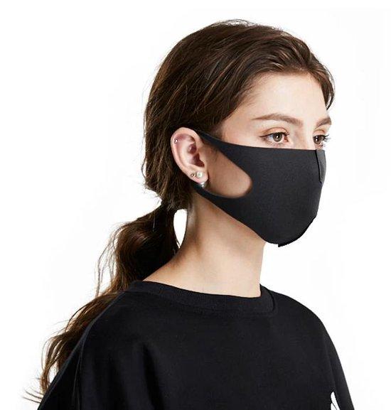 SponDuct® 3D Fashion Mask - Mondmasker - OV - Mondkapje - Mond Maskers