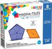 Magna-Tiles® Clear Colors Polygons Expansion Set