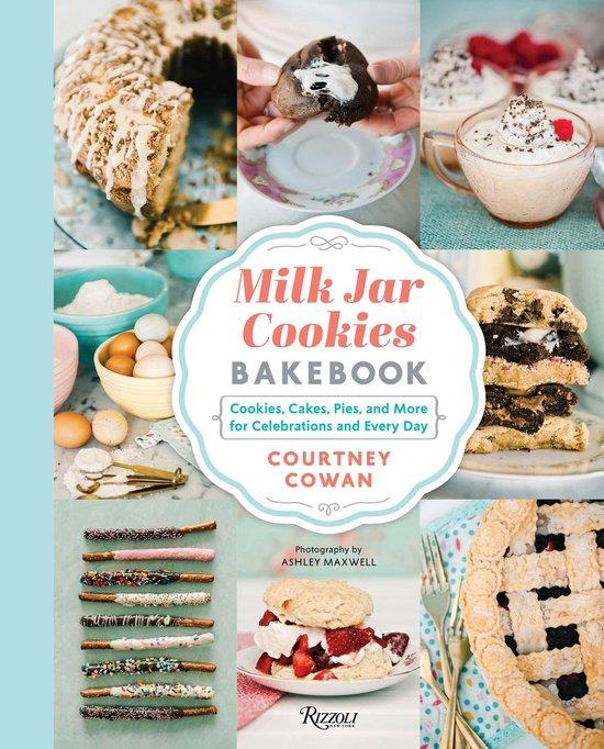 Milk Jar Cookies Bakebook