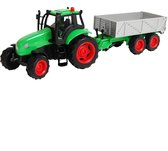 Kids globe tractor set met licht en geluid