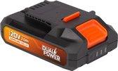 Powerplus Dual Power POWDP9021 Accu - 20V - 2 Ah - Samsung Li-ion