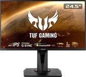 ASUS TUF VG259QM - Full HD  IPS Gaming Monitor - 25 inch - 240hz-280hz